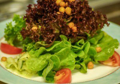 Alles nur Salat…